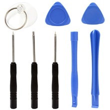 China Wholesale opening tool for iPhone 6 screwdriver open tool kit 8 in 1