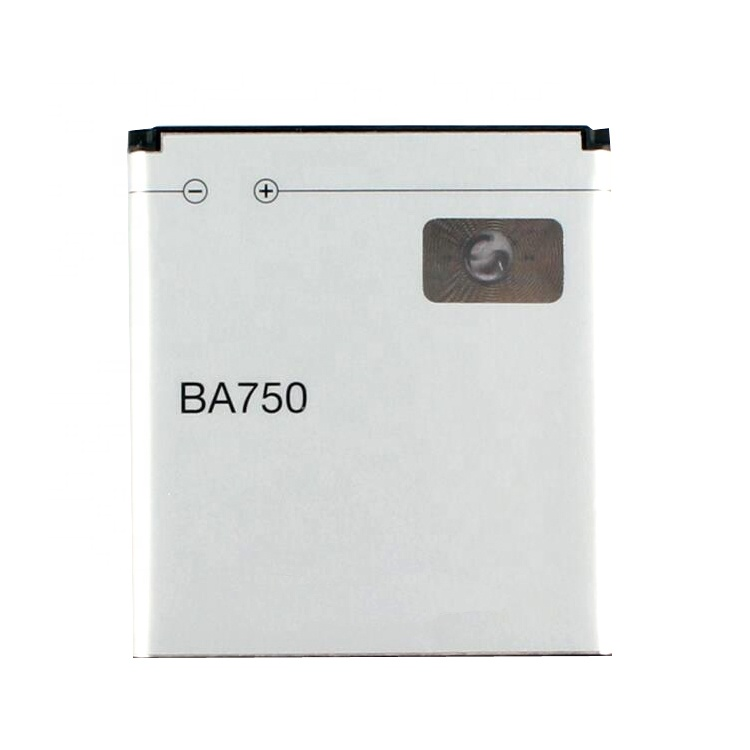 Original 1460mAh High Capacity BA750 Mobile Phone Battery For Sony Ericsson Xperia Acro <strong>Arc</strong> S LT18i <strong>X12</strong> LT15i Cell Phone Battery