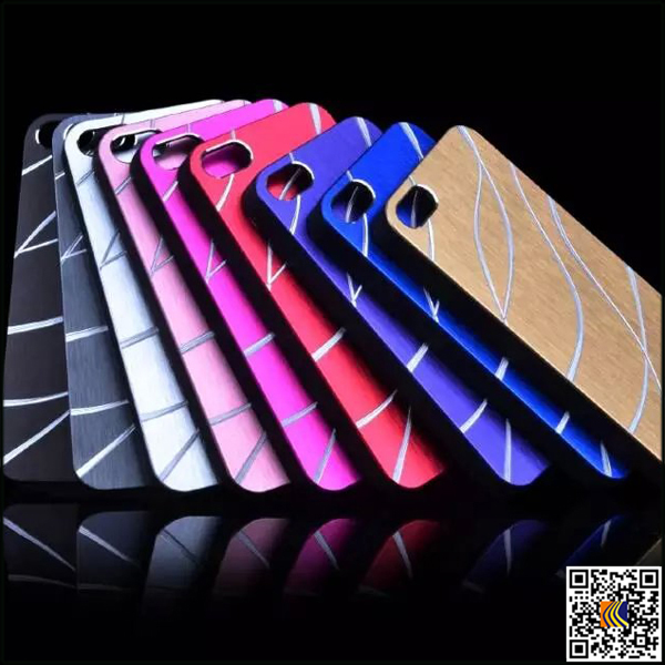 Metal bumper mobile phone case for iphone5/6, for iphone6 Aluminum case hot !!!,for iphone6 aluminum case