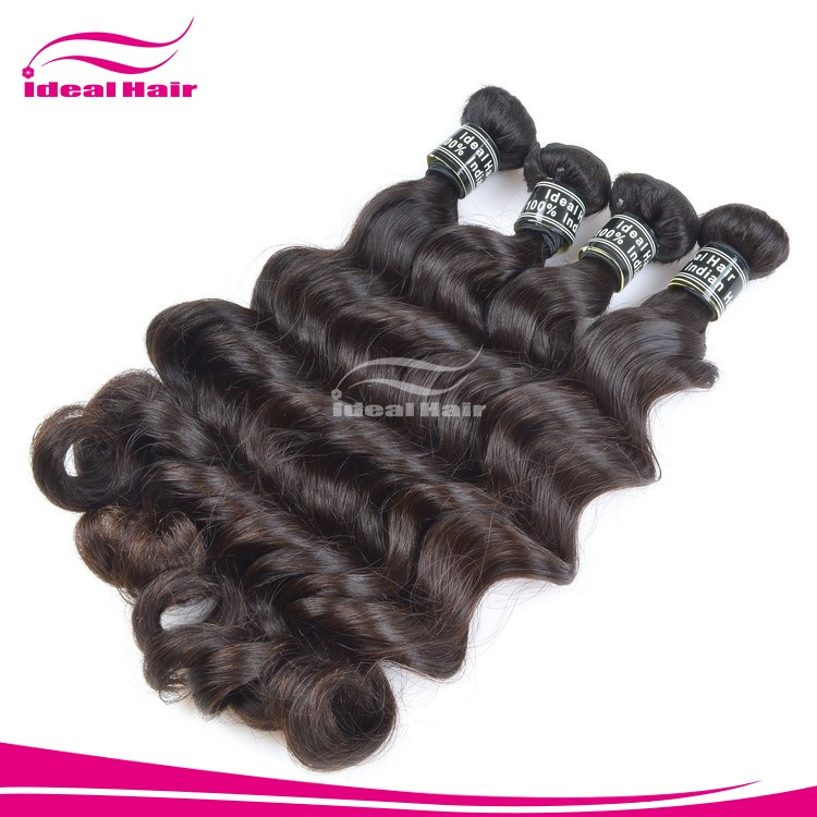 Ideal Hair Arts hot sale 6a 100% pure best selling remy virgin indian hair bulk