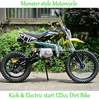 Cheap Fully Automatic 70CC 110CC 125CC Dirt Bike Adults Motorcycle