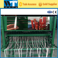 Factory supply wax candle round making machine,candle extruder machine