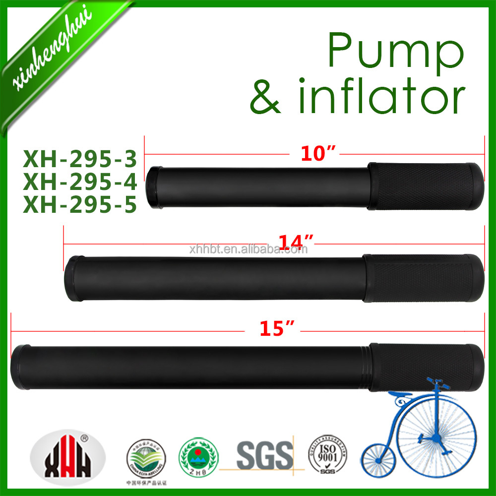Mini hand air pump inflator for bicycle, mountain bike Basketball