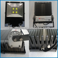 china supplier 2016 hot sell 5 years warranty IP65 Meanwell driver cool white 200W led flood light driver