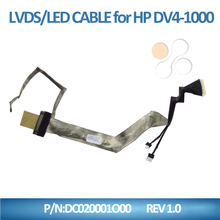 other computer parts LCD cable display system for HP DV4-1000 DV4-1100 DV4-1200