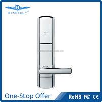 Smart Card Key Door Lock System,Smart Card Key Door Lock,Smart Card Key Lock Solution For Five Star Hotels In Middle East