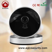Intelligent Network Cube Camera 720P indoor P2P Smart Home Wireless IP Camera