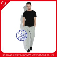 Custom new arrival fashion polyester cotton mens jogger pants