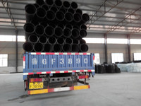 200mm to 800mm sn 4 hdpe road drainage culvert pipes