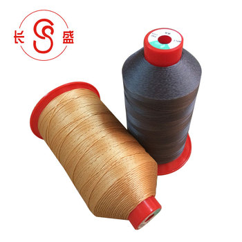 High tenacity superior polyester strong thread for sewing manufacturers