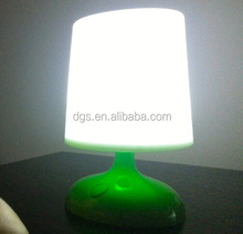 wholesale green study table powerful decor plastic simple solar led lamps