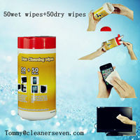 household cleaning product screen cleaning wipes