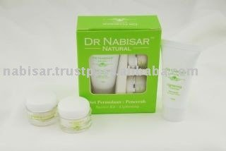 Set Krim Pencerah/Whitening set