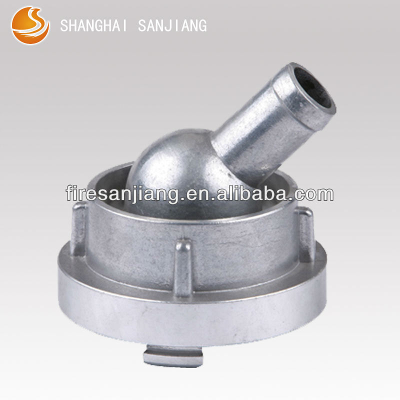 Types of fire hose couplings/fire hose connection/connector