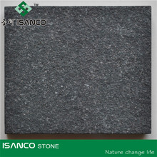 black paving granite cube stone, natural granite pavers