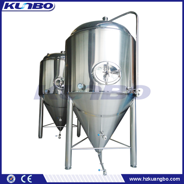 Stainless steel beer making machine / homebrew fermenter / beer brewing equipment