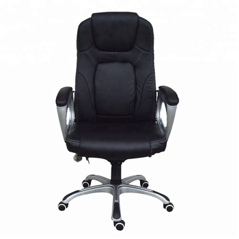 GUYOU PU leather simple design high back executive ergonomic office chair
