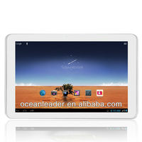 Best Tablet 10 inch IPS Sanei N10 3G SIM Card Slot GPS WCDMA Quad Core Android 4.1.2 Jellybean Tablet PC