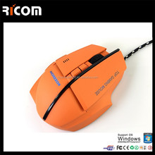 wholesale ODM mouse,the mouse gaming,OEM game mouse--GM21--Shenzhen Ricom