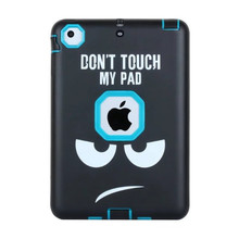 shockproof Defender case for ipad mini 1 2 3 case cover