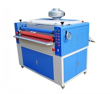 uv coater 36 inch multiple pattern rollers photo uv liquid coating machine