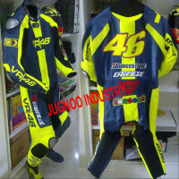 46 Professional Biker leather racing suit