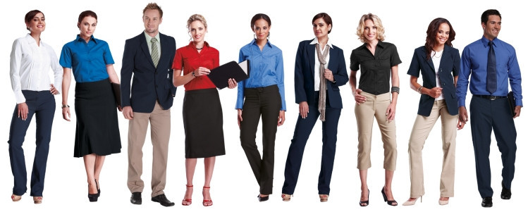 Corporate Clothing including Tshirts, Workwear, Lounge Shirts, Golf Shirts etc