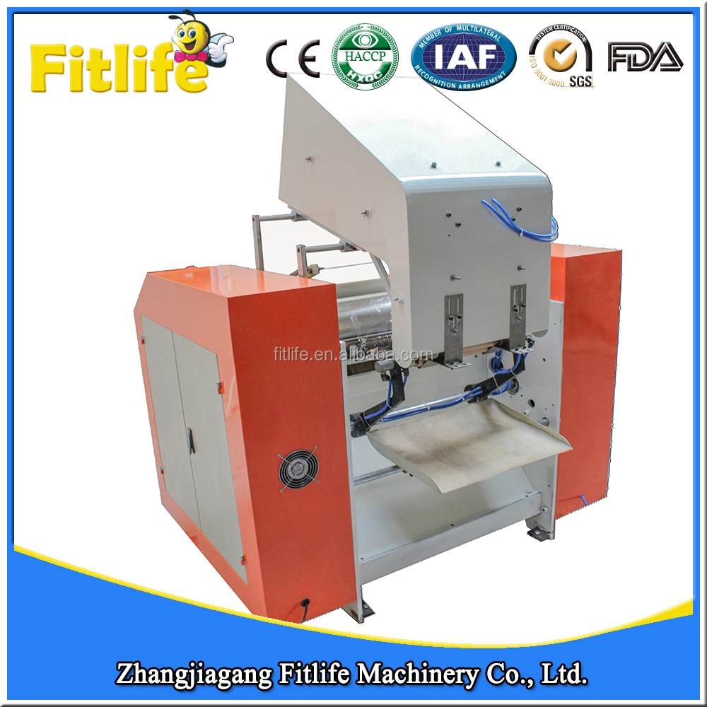 New Economic Manual Rewinding and Cutting Machine(PE)