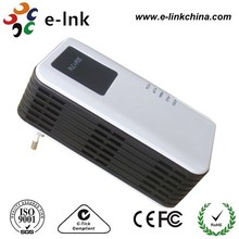 E-link 2015 New Product 500M Home Plug AV Powerline Adapter with PoE Injector