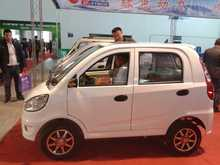 New three wheel passenger Auto electric car on sale
