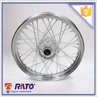 Motorcycle spoke wheel rim 18 inch 40 hole for sale