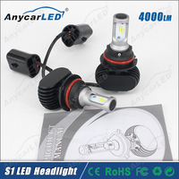 8000LM 30W S1 9004 Auto car led headlight bulb for motorcycles
