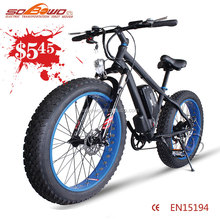 fat tire 26*4.0 big power high performance rear motor electrically assisted bicycles