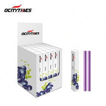 Competitive price Ocitytimes-800 puffs wholesale vape pen buttonless electronic cigarette