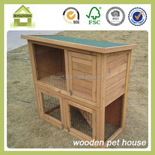 SDR0101 rabbit house design wooden pet house
