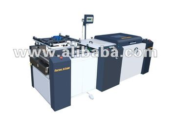 Fortec 4 Fold - case-making machine