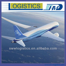 logistics company air shipping freight to USA from China