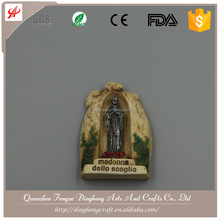 Souvenir Gifts Polyresin Resin 3d Model Building Wholesale Christian Art