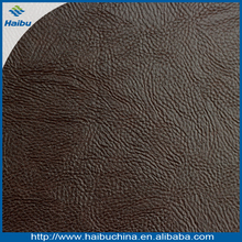 PVC free artificial upholstery leather