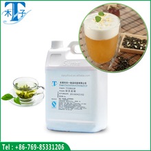 Natural green tea flavour for beverage/Green tea flavour