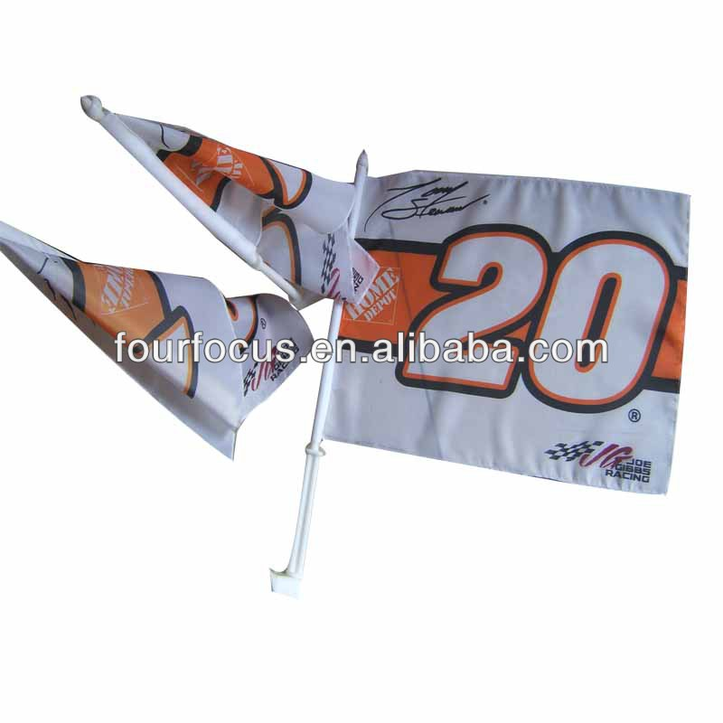 sublimation printing polyester flag for <strong>advertisement</strong>