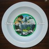 Plastic Dishes And Plates Dia 16