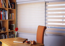Day and light roller blind valance curtain patterns