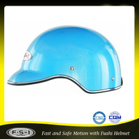 Colorful cheap half face multi half face sporting helmet