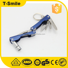 German style multi tool pliers with emergency tools