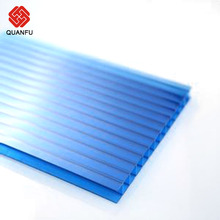 Anti-fog Polycarbonate Hollow Sheet For Greenhouses With Uv Coating