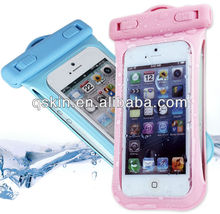 Factory wholesale For Iphone 5 Waterproof Case 100% waterproof keeps water out
