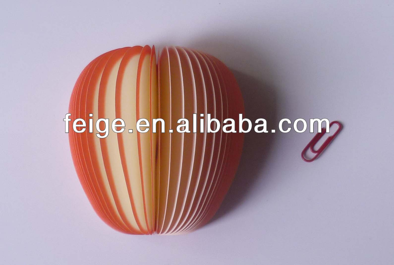 Fruit Shaped 3D Sticky Notes