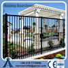 steel fence post prices/clear panel fence panels/animal fence factory