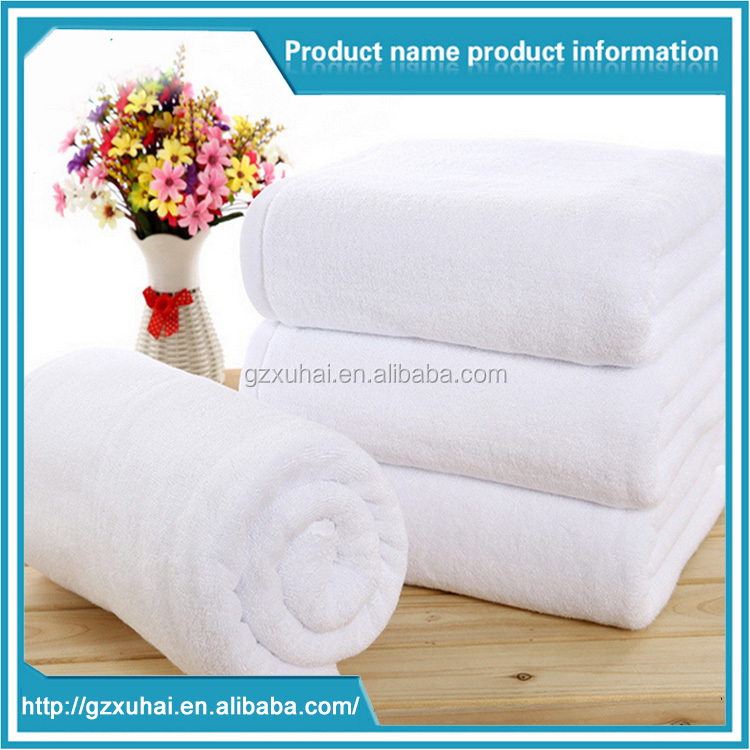 China Factory 100% cotton Face Towels Set luxury hotel,Hotel 32S Face towels